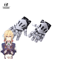 ROLECOS New Arrival Violet Evergarden Cosplay Hand Armour Gloves Accessories Machine Hand Anime Cosplay