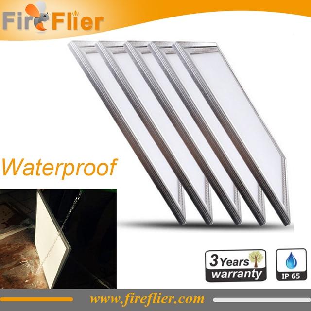 free shipping 5pcslot waterproof led panel light ip65 18w 24w 36w 48w 60w 300