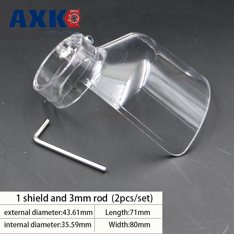 Dremel Accessories Transparent Shield Electric Grinding Mill Safety Dustproof Protecting Cover Mini Drill Power Tools