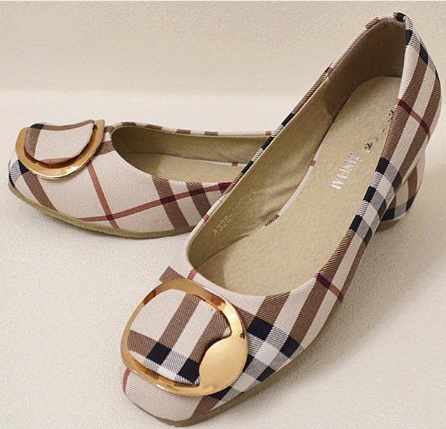 f8b62282ea657 Plus Size 42 Women Flats Shoes 2015 Summer Ballet Flats shoes Slip-On  Casual Designer Shoes Woman flat Heel Ladies Zapatos Mujer