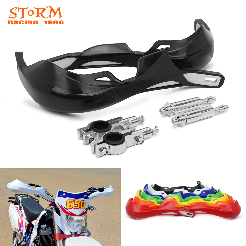 Image 5 - Motorcycle 22MM 28MM Handlebar Handguard Hand Guards Protector For KTM EXC XC XCW SX SXF CRF YZF WRF KXF KLX RMZ DRZ-in Falling Protection from Automobiles & Motorcycles