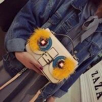 Small chain bag handbag cross body 2019 mini one shoulder women's handbag