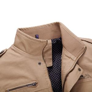 Image 5 - FGKKS marque de mode hommes vestes minces 2020 automne mâle haute qualité décontracté hommes couleur unie vestes manteaux