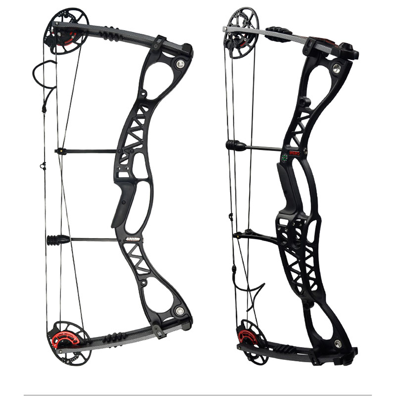Caesar Archery Compound Bow For Hunting With 40-70lbs Draw Weight Archery Compound Bow Set new 34 inches children compound bow draw weight 15lbs black fiberglass handle for archery practice competition game shooting