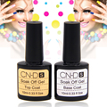 Fashion 2pcs/lot  Nail Polish Nail Gel Top Coat Top it off + Base Coat Foundation for UV Gel Polish