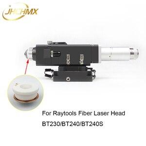 Image 5 - JHCHMX porte buses en céramique Raytools, dia.32 mm, pour Raytools AK270/BT230/BT240 tête Laser Bodor Glorystar à Fiber Laser