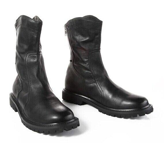 Nieuwe De Britse Cowboy Schoenen Minimalistische 2015 Laarzen Mannen MSzUVp