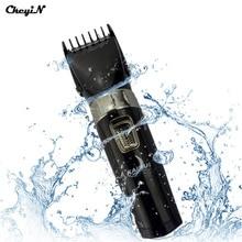 CkeyiN Portable Electric Cordless Hair Clipper Rechargeable Hair Trimmer Hair Cutting Machine To Haircut Beard Trimer