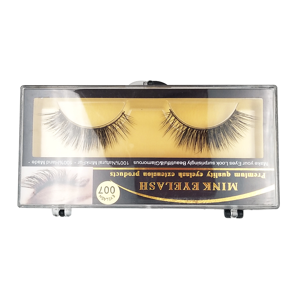 XME007 natural lashes (7)