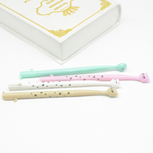 36 pcs set gel pen Cat caneta Kawai material escolar cute stationery Cartoon lapices canetas boligrafo