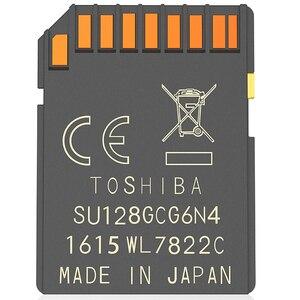 Image 5 - オリジナル東芝 exceria プロ SD カード N401 SD フラッシュカード sd メモリーカード UHS I U3 32 ギガバイト 64 ギガバイト 128 ギガバイト Class10 4 18K UltraHD SDHC SDXC