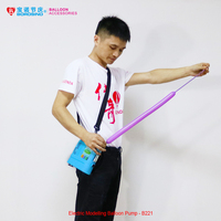 B221 2014 New Product Electric Modeling Balloon Pump With Battery