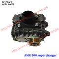 AISIN AMR500 Mechanical Turbocharger car gear Turbo Compressor Roots Supercharger blower for Displacement 0.8-2.2L engine