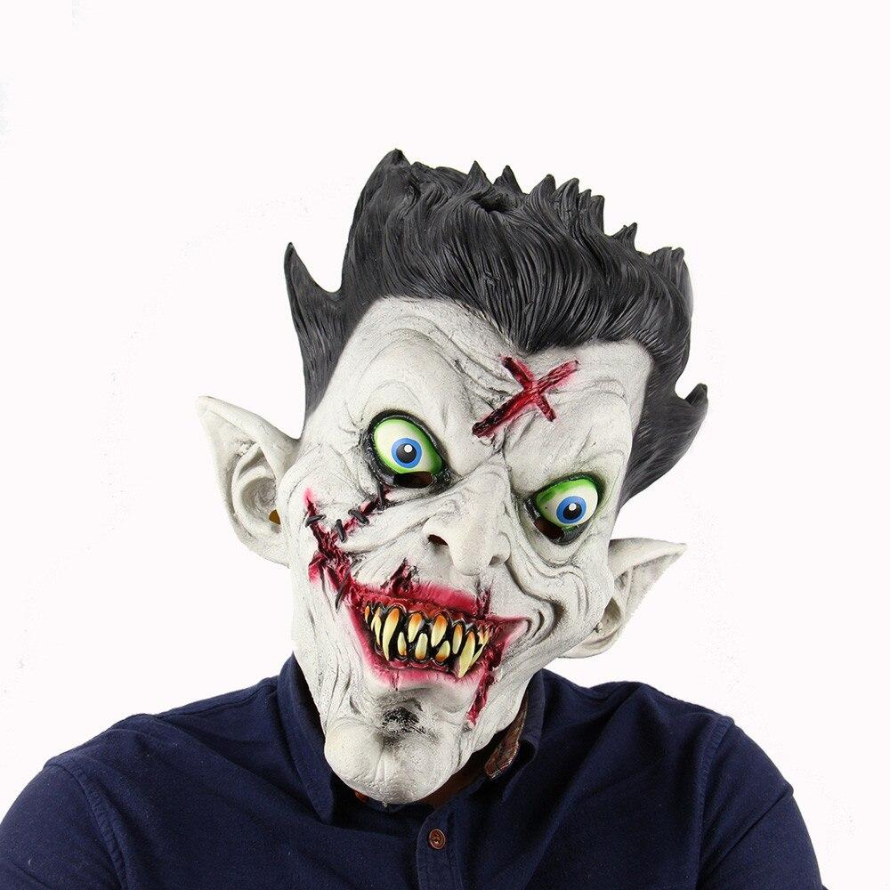 Mascaras Halloween Latex Promotion-Shop for Promotional Mascaras ...
