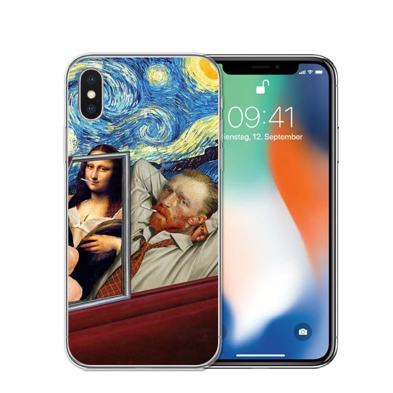 coque iphone 6 van gogh