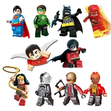 Toys for Children Superhero action figures