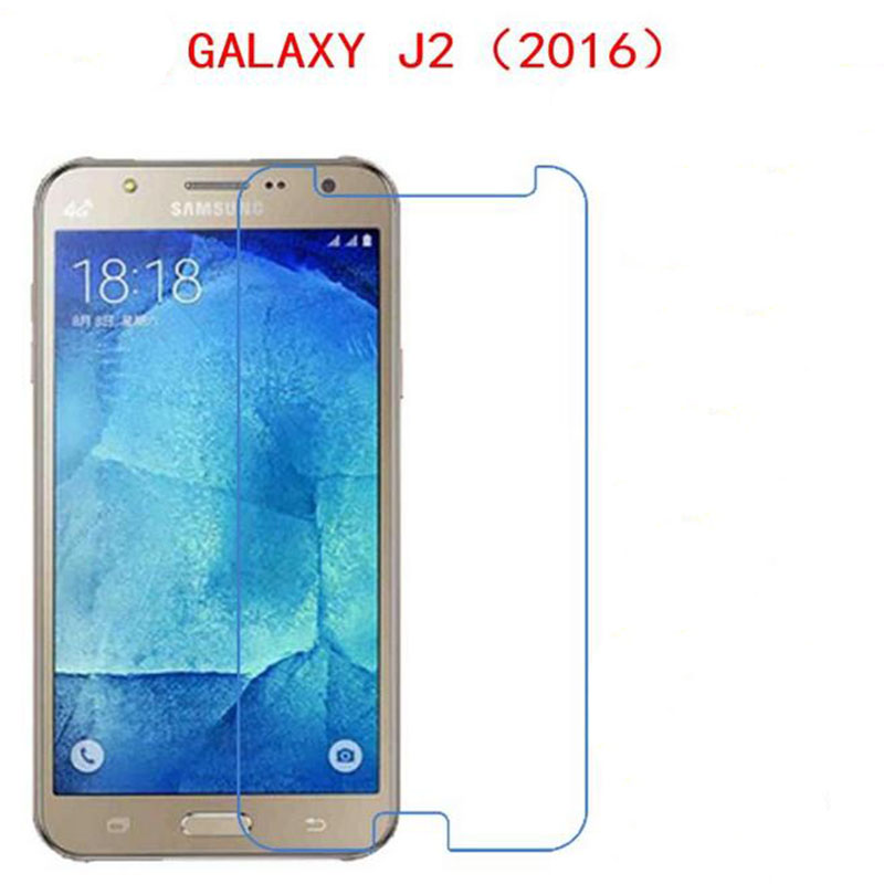 Wholesale Tempered Glass font b phone b font screen protector for Samsung Galaxy J2 2016 J210