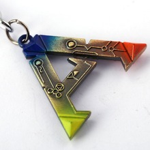 ARK: Survival Evolved Game Figure Keychain
