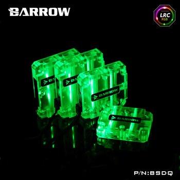 BARROW Bridges Water Block use for Graphics Card Connector as SLI / Cross Fire GPU L4-2way/L4-3way/L6-2way/L8-2way RGB