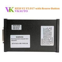 Mais novo V2.23 V5.017 Gerente KESS V2 Mestre Versão ECU Sintonia Kit Sem Token Limitação para Carros e Caminhões