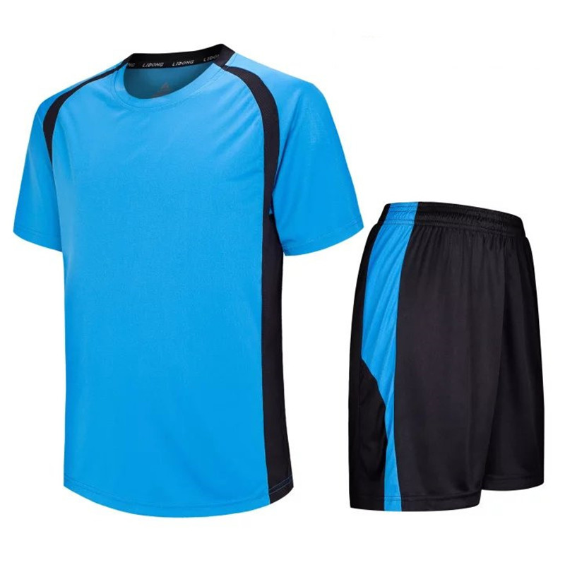49c537e7d04 ``Can Mixed Order Wholesale Factory Price Mens Jersey Kits Blank Soccer  Training Jerseys Kids Soccer Shirt LD 5009 on Aliexpress.com