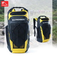 30L Waterproof Backpack Swimming Floating Dry Bag Boating Rafting Sailing Fast drying Sack Outdoor Sports Buoy Ocean Pack