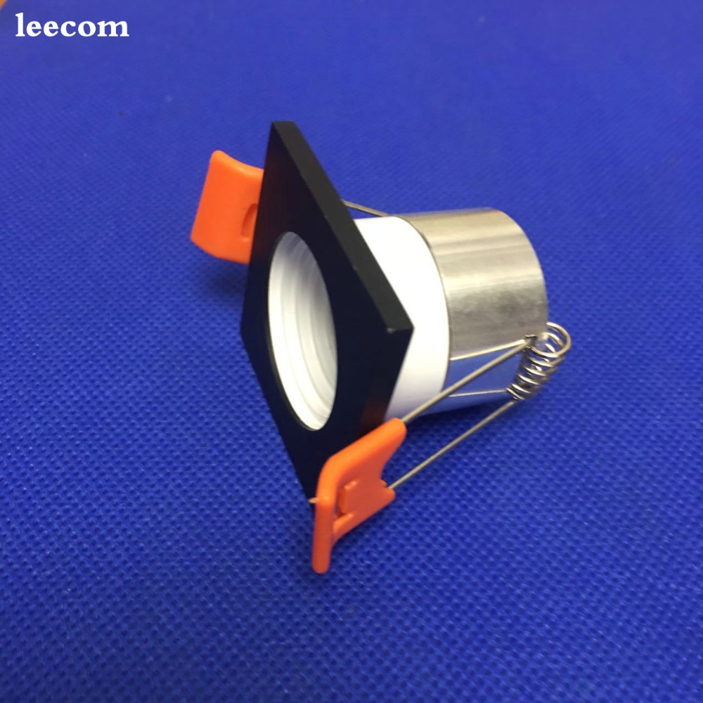 1pcs lot New Led Mini Counter Jewelry Lights Spot Downlight 3w Cabinet Lamp dimmable Wall Light Ac85 265v Include Led Driver in LED Indoor Wall Lamps from Lights Lighting