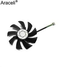Frete grátis HA9015H12SF-Z para msi gtx 1060 oc gtx950 r7 360 2gd5 HA9015H12F-Z placa gráfica ventilador de refrigeração
