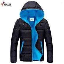 Heißer Verkauf Mode Lässig Winterjacke Männer Mantel Komfortable Hochwertige Jacke 6 Farben Plus Größe 4XL