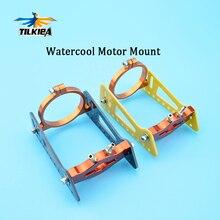 Крепление мотора Watercool для бесщеточного двигателя B36/B40 36 мм/40 мм, крепление мотора водяного охлаждения для мотора лодки на дистанционном управлении