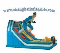 2016 Popular Slide Big Size Gaint Inflatable Water Slide For Sale