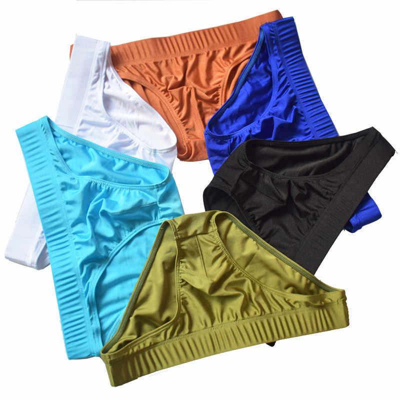 1584937ca72 ... New men swim Briefs Swimsuit Low Waist Bathing Swimming Shorts Trunks  men swimwear Pants summer sexy ...