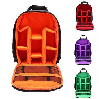 Impermeable para fotografía al aire libre, caja protectora SLR, bolsa de almacenamiento para cámara, mochila