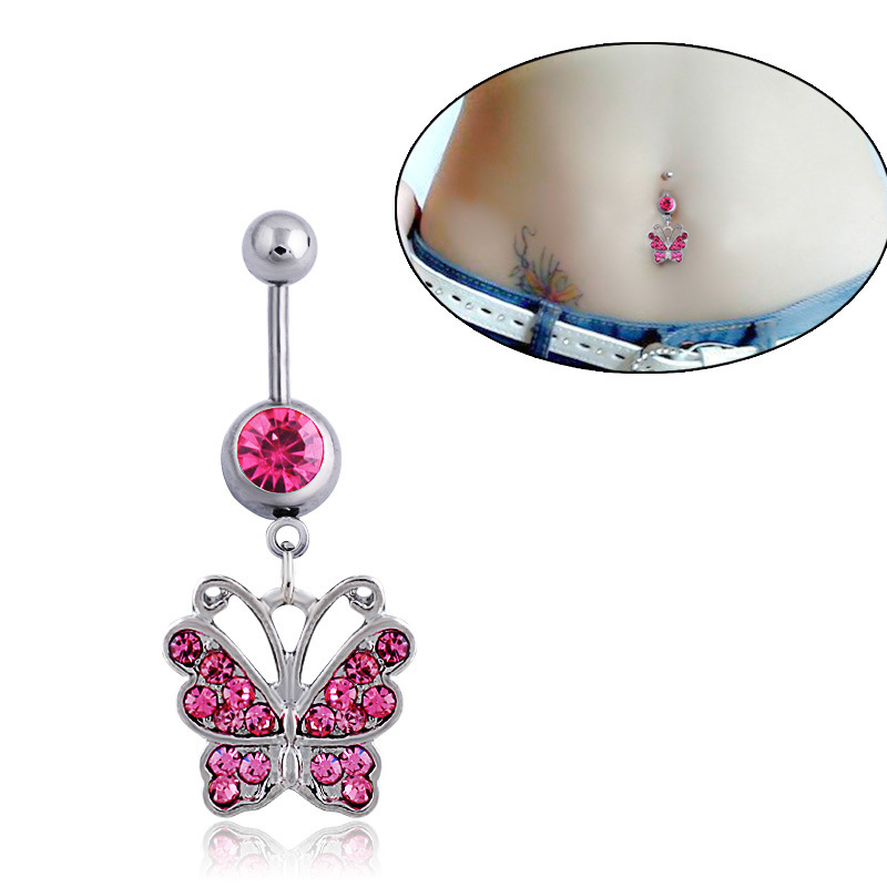 belly button rings body piercing bar belly ring belly