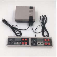 Double Handle Nostalgic Mini TV Game Console 8-Bit Retro Video Built-in 620 Handheld Best Gift