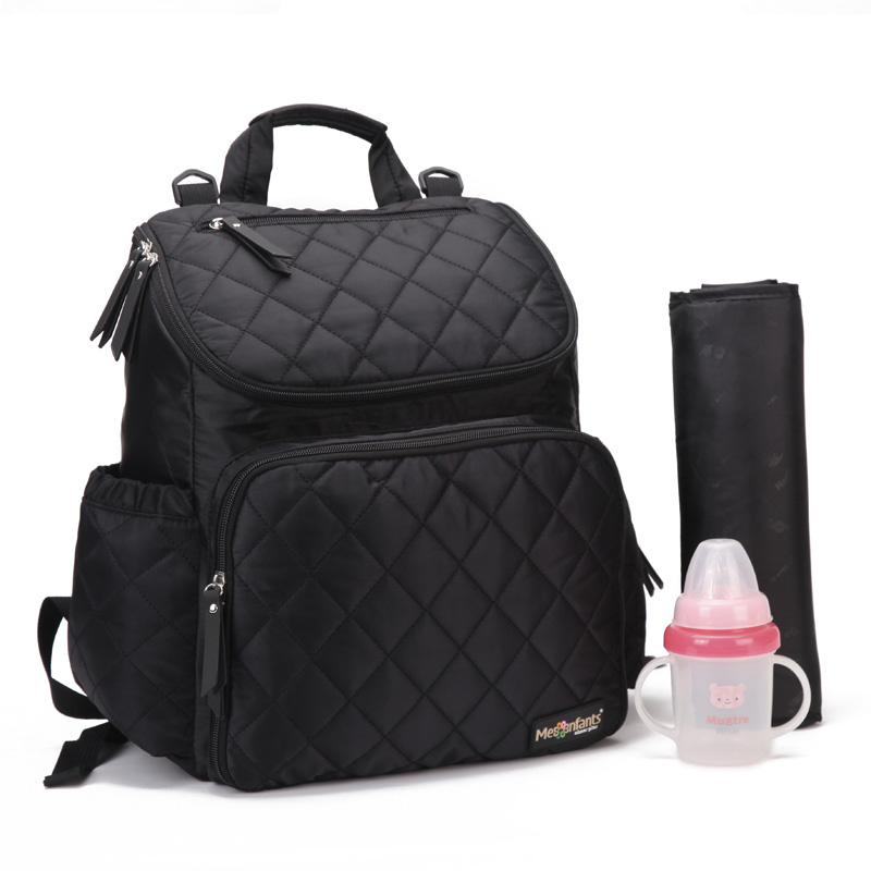 AIMABABY Diaper Bag Fashion Mummy Maternity Nappy Bag Brand Baby Travel Backpack Diaper Organizer Nursing Bag For Baby Stroller