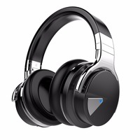 cowin E7 Noise Cancelling Headphones Headset Low Music Phone Wireless Headset Bluetooth Headset Sports Earmuffs Computer