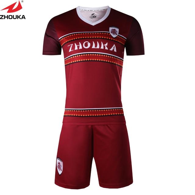 d1ddd0e23 2019 Match sublimated Sportswear Adult Kids Team Custom Soccer Jerseys  Training youth football shirt maker soccer jersey