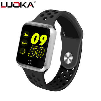 S226 Smart Watches Watch IP67 Waterproof 15 days long standby Heart Rate Blood Pressure Bluetooth Smartwatch Support IOS Android - Category 🛒 All Category