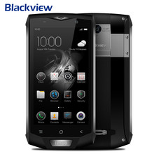 "Blackview BV8000 PRO Smartphone IP68 Wasserdicht 6 GB RAM 64 GB ROM MT6757 Octa Core 5,0 ""1080 P Android 7.0 Fingerprint 16MP NFC"
