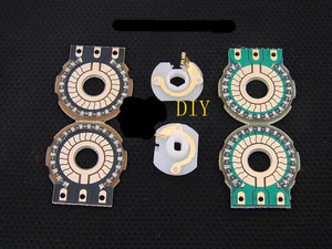 Image 5 - SMD Dact type 21 Stapte verzwakker volumeregeling Passieve Voorversterker voorversterker amp HIFI audio 10k 20k 50k 100k