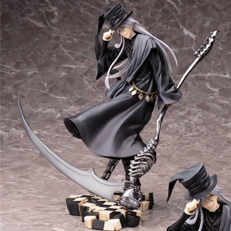 Figura de acción de Anime Kuroshitsuji figura de PVC Kuroshitsuji nueva colección de juguetes para regalo de Navidad