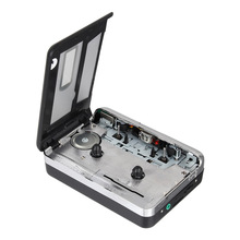 Portable Cassette Tape to USB MP3 Converter Recorder Capture Music Player for Laptop PC ND998