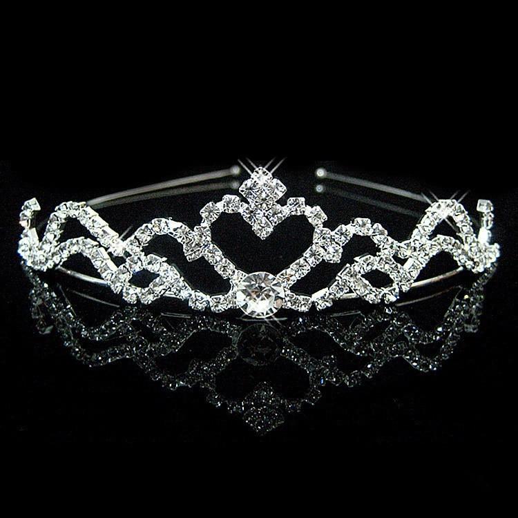 HTB11xuPIVXXXXX5XVXXq6xXFXXXK Bejeweled Pearl And Rhinestone Crystal Bridal/Prom/Cosplay Crown Tiara - 16 Styles