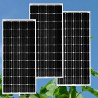 100W 12V Solar Panel Kit For Caravan Motorhome Z Brackets Mounting Dual Charge Controller LCD 10A 12V/24V Boat Battery Charger