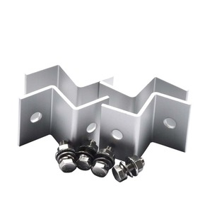 Image 1 - Z Brackets Solar Panel Mounting Kits Sets For RV Boat Car Truck Caravan Home Mounted Off Grid Roof