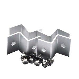 Image 1 - Z suportes painel solar kits de montagem conjuntos para rv barco carro caminhão caravana casa montado fora da grade telhado