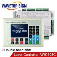 Trocen Anywells AWC608C Plus CO2 Laser Controller System CO2 Laser Controller use for Laser Cutter and Laser Engraving Machine