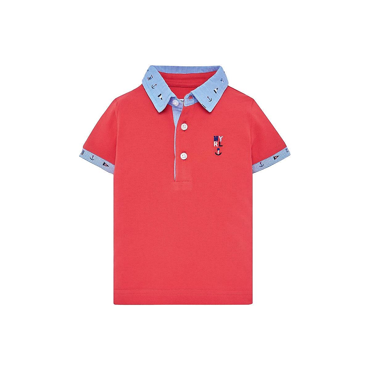 MAYORAL Polo Shirts 10693295 Children Clothing T-shirt Shirt The Print For Boys
