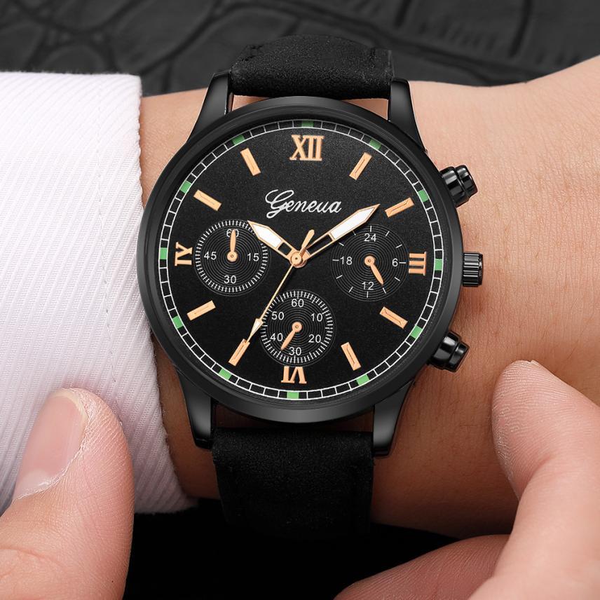 Quartz Watches Clock Military Sport Casual Luxury Top-Brand Relogio Masculino Business